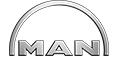 man logo car